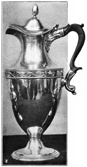 Viscountess Wolseley's Coffee Pot