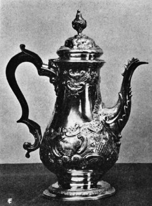 A Scofield Pot of 1779–80.
