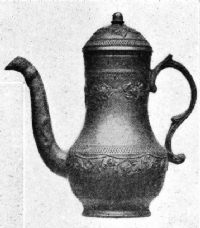 Elers Ware Coffee Pot