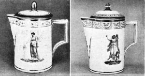 German Pots, Eighteenth Century
