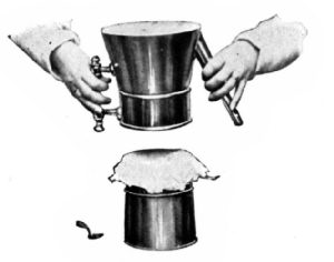 The Kin-Hee Pot in Operation