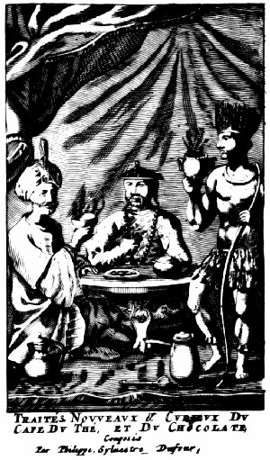 Frontispiece from Dufour's work