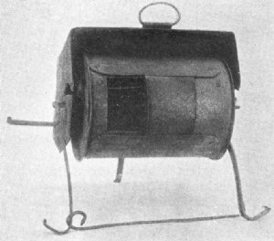 An Early Family Coffee Roaster